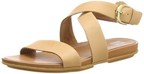 Fitflop Gracie Back-Strap Sandals, Sandali a Ciabatta Donna, Blush, 40 EU