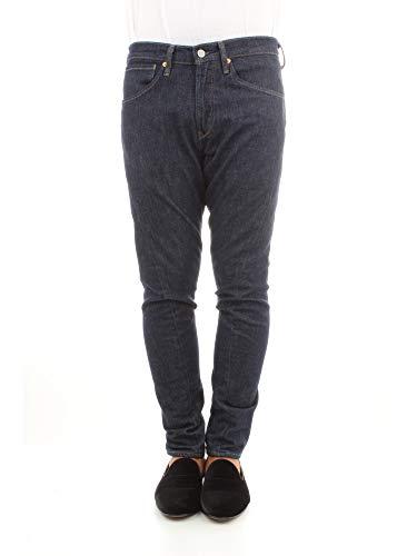 Pantalon Vaquero Levis Engineered 512 Taper Ringe 3432 Azul