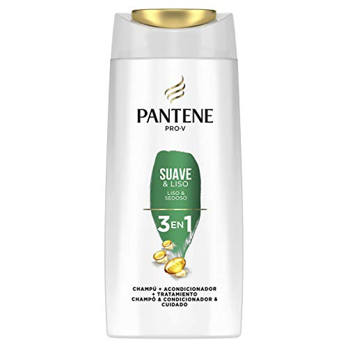 Pantene Shampooing 675 ml Doux et lisse