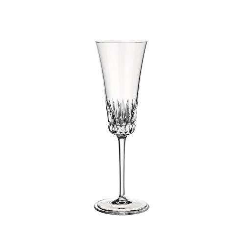 Villeroy & Boch Grand Royal Sektkelch, Kristallglas, Transparent, 75 mm