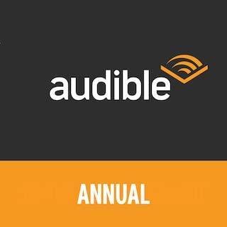 Audible Gold Annual Membership