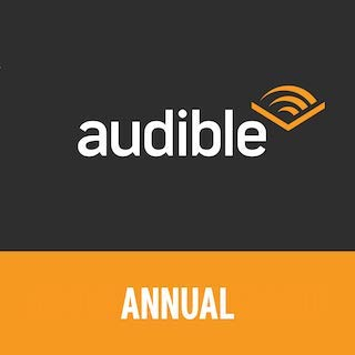 Audible Gold Annual Membership