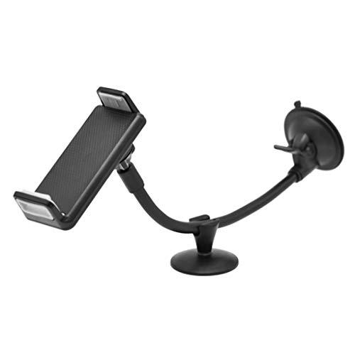 Meipai Soporte universal para parabrisas de coche con ventosa para tablet de 4 a 10 pulgadas.