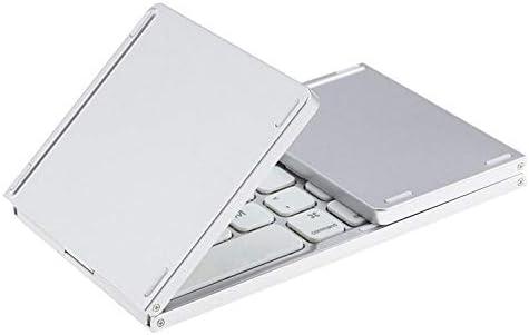 Multilingual Year-end annual account Bt 2.4g New Orleans Mall Wireless Folding Keyboard Mini
