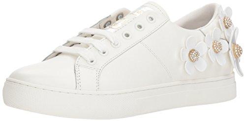 Marc Jacobs Women's Daisy Sneaker, White, 38 M EU (8 US)