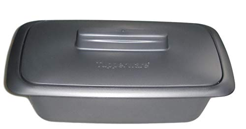 TUPPERWARE UltraPro 1,8L Kastenform Terrine Brotform Schoko-Ecke UltraPro P17053