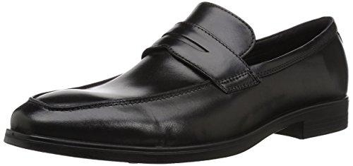 ECCO Men's Melbourne Loafer, Black, 44 M EU (10-10.5 US)