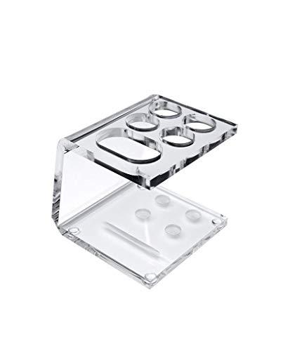 Porta Escova De Dente Formacril Cristal Base