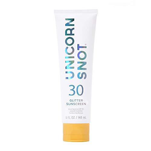 Unicorn Snot Body Glitter Sunscreen…