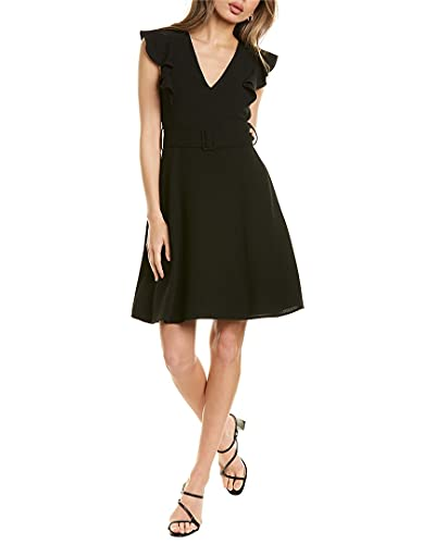블랙 헤일로 여성의 HAILEY DRESS