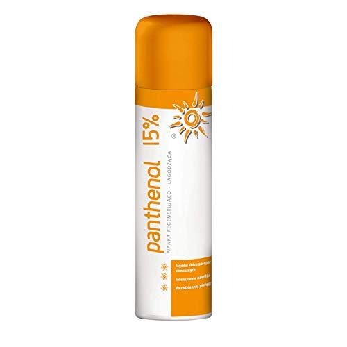 Panthenol Spray 15% Sonnenbrand Spray, Sonnencreme Spray, Trockene Haut, Verbrennungen, After Sun, 150 ml