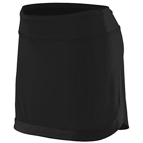 Augusta Sportswear Damen Augusta Ladies Action Color Block Skort schwarz, Medium