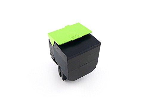 Green2Print Toner Black, 6000 Pages, Replaces Lexmark 71B0H10, 71B1HK0, Toner Cartridge for Lexmark CX417DE, CX517DE, CS417DN, CS517DE