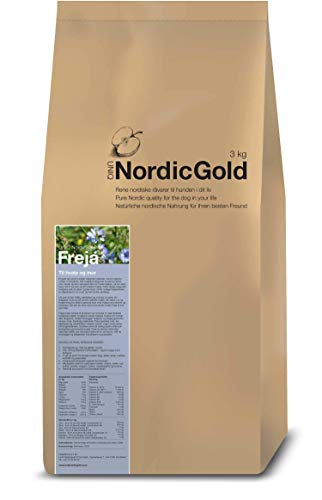 UNIQ Nordic Gold Freja, 1er Pack (1 x 10 kilograms)