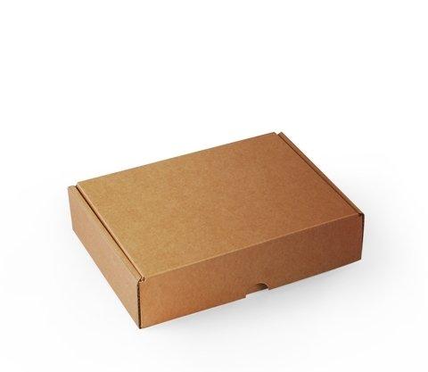 Selfpackaging Caja Rectangular automontable en cartón micro