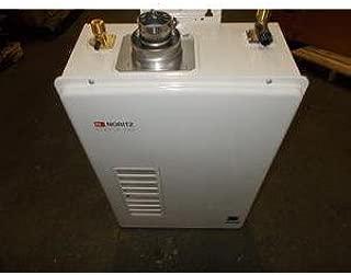 NORITZ AMERICA NRC663-FSV/EZTR40 120,000/111,000 BTU NATURAL GAS TANKLESS WATER HEATER W/POWER CORD 120/60/1