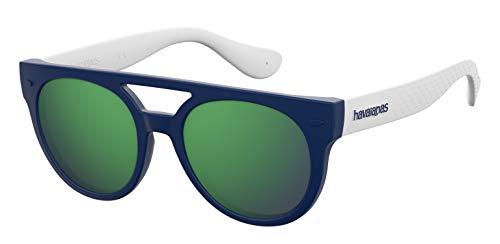 Havaianas - Gafas de sol unisex modelo Buzios Bluee White/Gn Green Talla única
