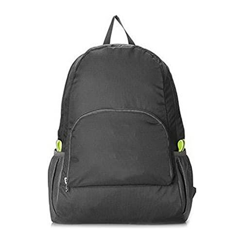 Zaino da viaggio Borsa Per Le Donne Uomini Nylon Moda Escursionismo Impermeabile Casual Daypack Ladies Borsa a Tracolla, Colore: B., L