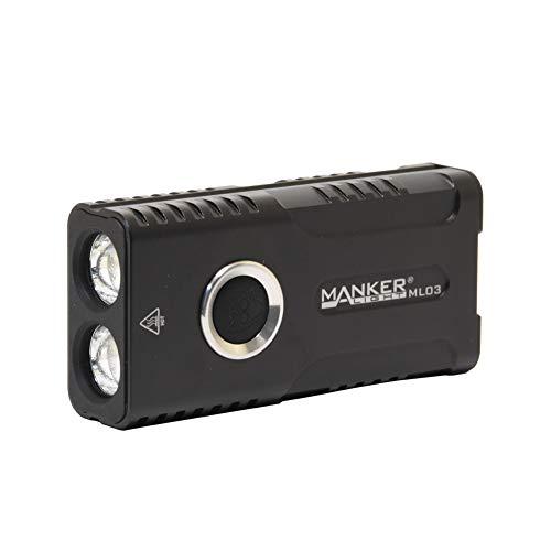 MANKER ML03 CW Samsung LED Samsung LH351D 2000 Lumens Universal Lampe