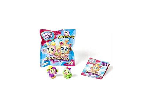 MojiPops PMPAD818IN00 Toy, pack de 2