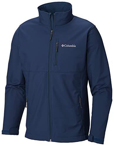 Columbia mens Ascender Softshell Front-zip Jacket