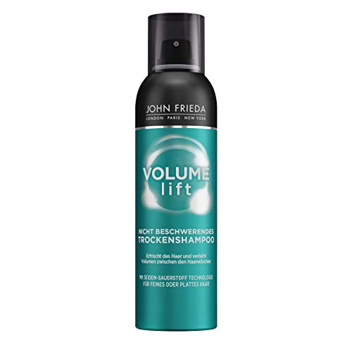 John Frieda Volume Lift - Trockenshampoo - Nicht beschwerend - Für feines Haar, 170 ml