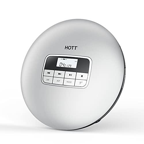 HOTT Portable CD Player (CD511)