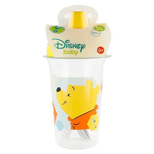 STOR Toddler Easy Cup Winnie The Pooh Hugs & Honey Verre unisexe