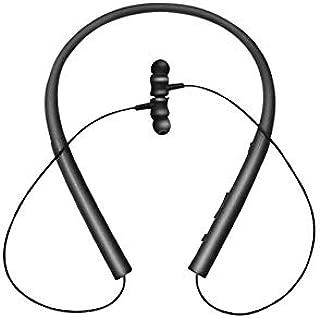 FairOnly P200 Blueteeth 5.0 Earphones Sports Neck-mounted Binaural HD HiFi In-ear Headset black Electronics