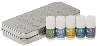 Scentered Aromatherapy Balm Mindful