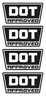 Best motorcycle dot stickers Reviews