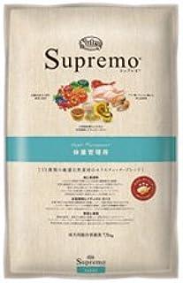 正規品 シュプレモ 体重管理用 7.5kg ニュートロ