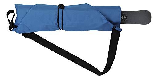 VOGUE. Paraguas Plegable Grande XXL, de Gran Cobertura. Paraguas antiviento, automático y...
