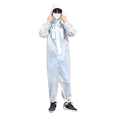Isolation Gowns. Blue Protective Gowns with Long Sleeves, Neck and Waist Ties. Non-sterile Examination Gowns. Spunbonded Polypropylene. Latex-Free