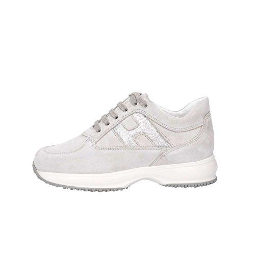 Hogan Junior HXC00N0O241FTY3707 Sneakers Bambina Grigio 32