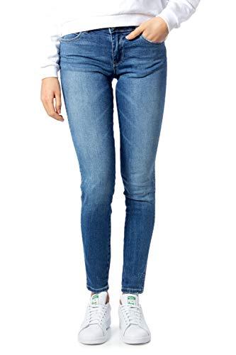 Guess Jeans Donna Ultra Curve w01a37d38r8 w31 l30 Denim