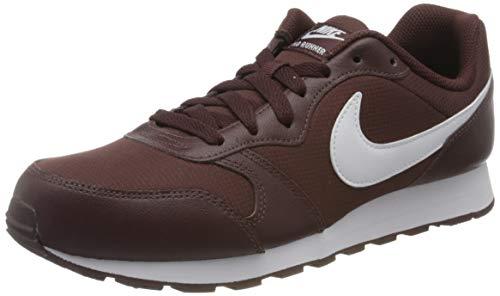 Nike MD Runner 2 PE, Zapatillas de Marcha Nórdica Unisex Adulto, Morado (El Dorado/White 200), 38 EU