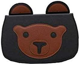 Ipad Mini Creative Cover - Black and brown teddy bear XXH-MIN-2