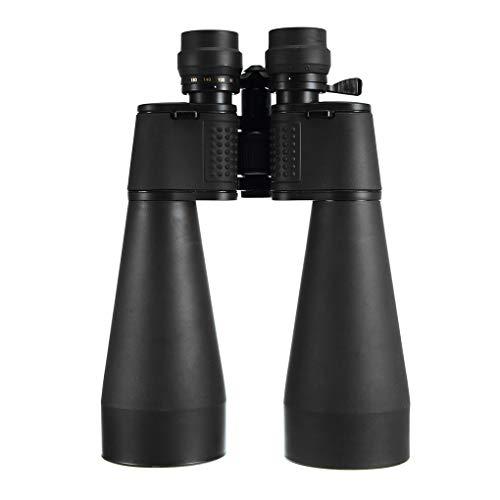 Morza 20-180x100 Nivel Zoom visión Nocturna Ligera Prismáticos Caza Observación de Senderismo Camping Telescopios