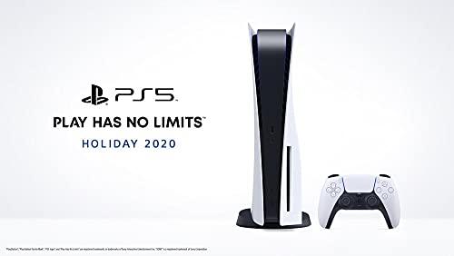 Sony PlayStation 5 Édition Standard, PS5 avec 1 Manette Sans Fil DualSense, Couleur: Blanche