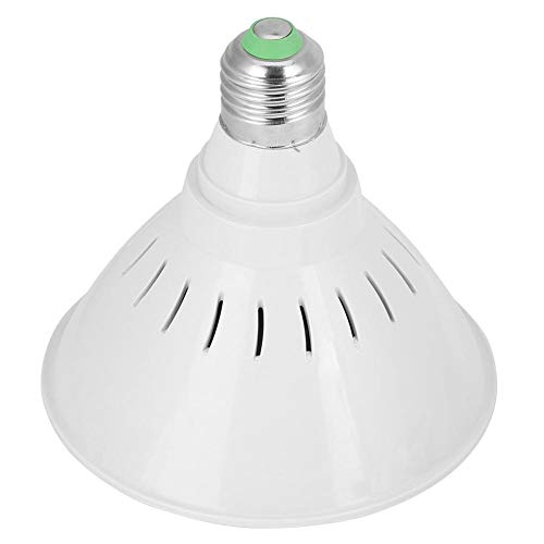 Lumière croissante de plante, 290 LED E27 Ampoule plante croissante de lumière intérieure plantes de hangar à spectre complet élèvent la lampe
