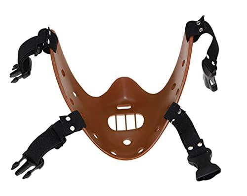 TTESOPG Halloween masker masker horror angstigend maskerade cosplay party Halloween masker chocolade