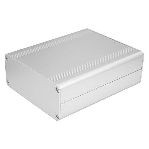 Leiterplatte Aluminium-Kühlbox, DIY Electronic Project Enclosure Case Shell Schutzbox für elektronische Produkte Wärmeableitend, Instrument Aluminium-Kühlbox (1,5 x 3,5 x 4,3 Zoll)