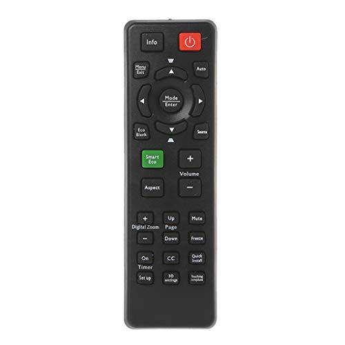Lamdoo Proyector de Repuesto de Control Remoto para BenQ MS517 MX720 MW519 MS517F MS506