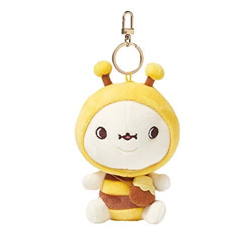 TWOTUCKGOM Schlüsselanhänger mit Tierkostüm., (Honeygom), Small