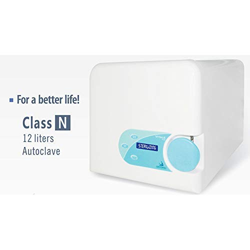 Cristófoli 12L Classe N Autoclave Vitale 12 220V