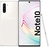 Samsung Galaxy Note 10 Dual SIM 256GB 8GB RAM 4G LTE (UAE Version) - Aura White - 1 year local brand warranty