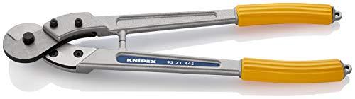 KNIPEX Drahtseil- und Kabelschere (445 mm) 95 71 445