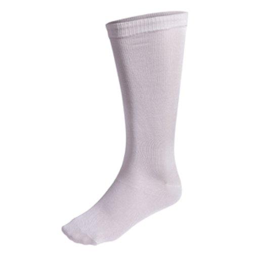Terramar Thermasilk Sock Liner, Natural, X-Large/11-13