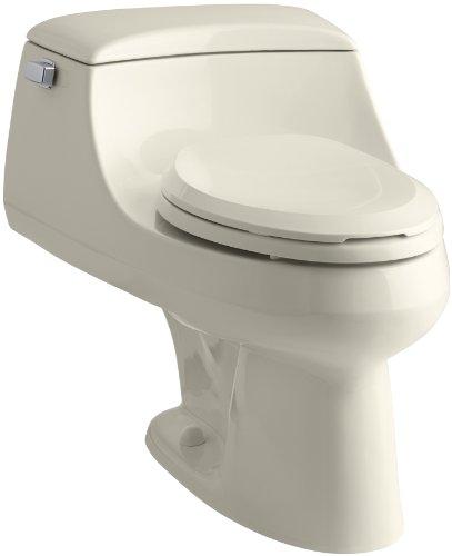 Pleasing Kohler K 3466 47 San Raphael One Piece Elongated Toilet Theyellowbook Wood Chair Design Ideas Theyellowbookinfo